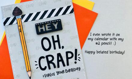 Oh, Crap!