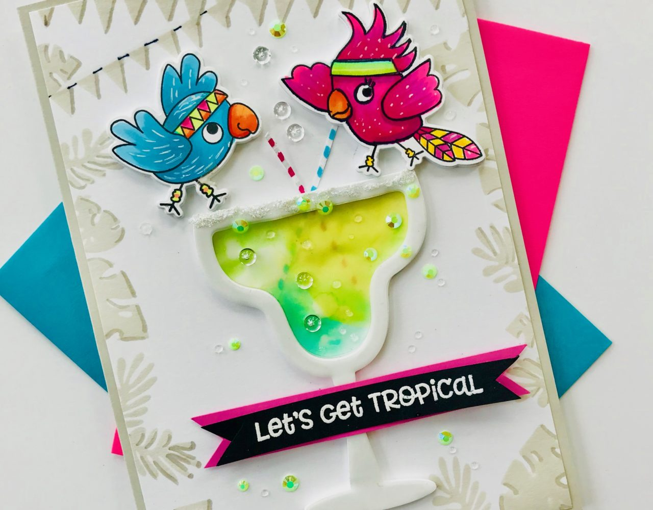 Let's Get Tropical!