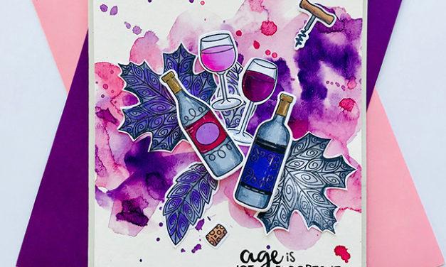 An Aging Wine is a Fine Wine