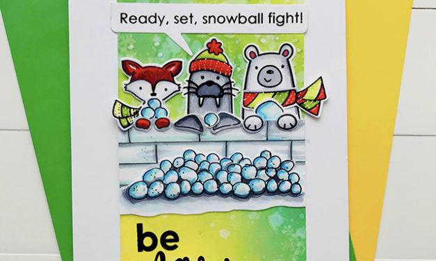 Ready, Set, Snowfight!
