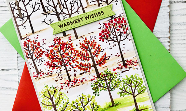 Season's Greetings Filled With Warm Wishes