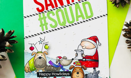 Santa's Dog #SQUAD