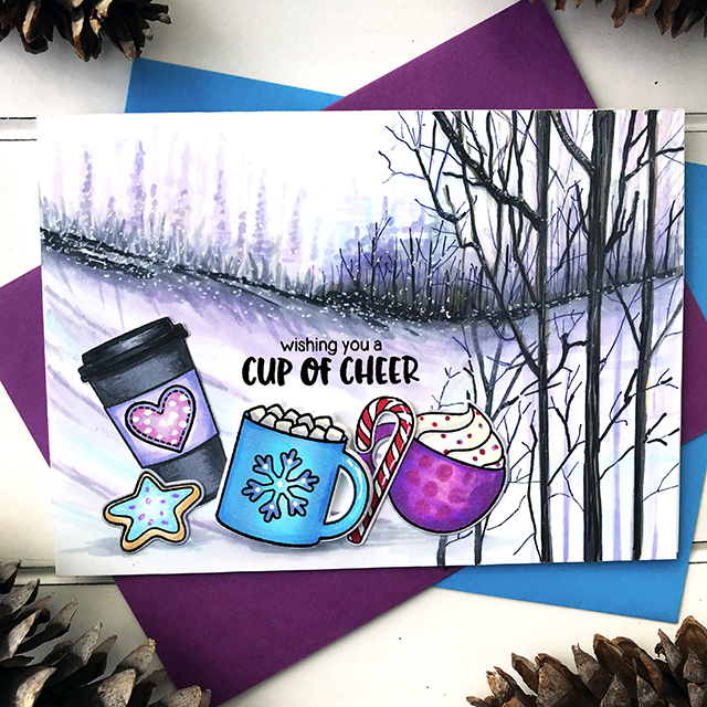 A Cup of Cheer For You!