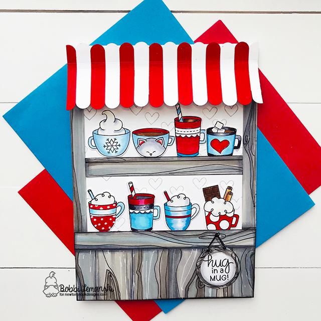 A Coffee Shop With a Hug in Every Mug
