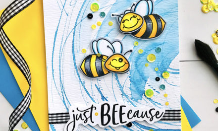 Just a Busy Bee on Friday