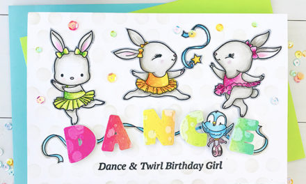 Ballerina Bunnies Dance and Twirl!