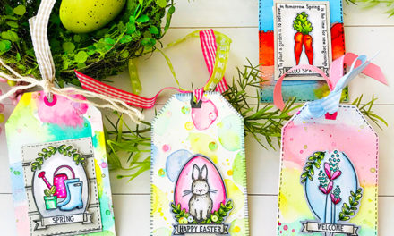 Spring Seeds for Spring Tags