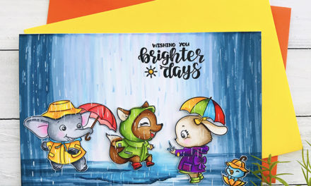 Rainy Days are Happy Days