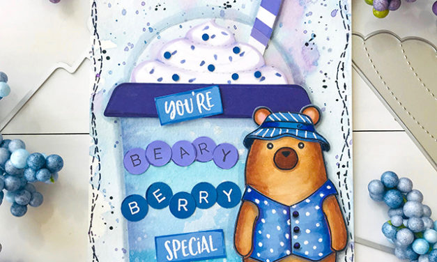 You're Beary, Berry Special!