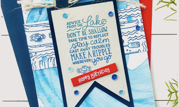 Advice from a Lake