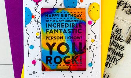 Celebrate You Continued