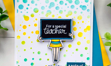 Thank you to all our wonderful teachers!