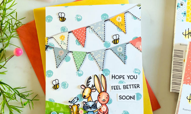 Create and Save with Patterned Papers!