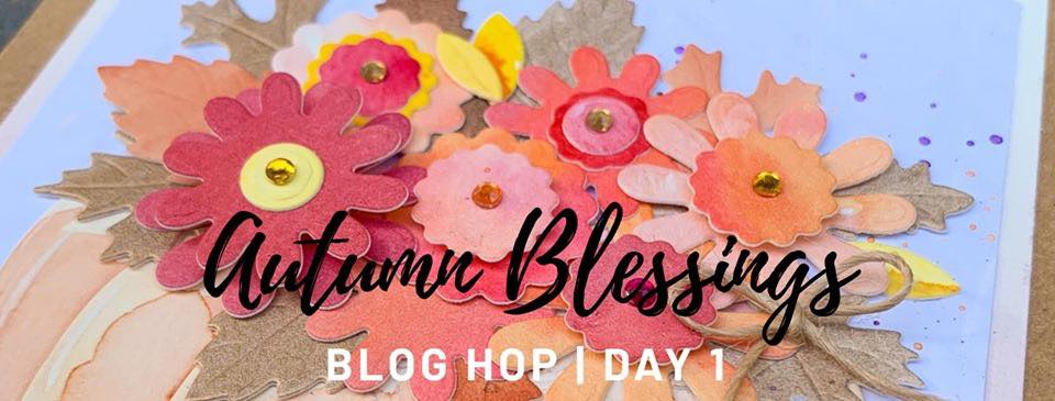 Honey Bee Stamps Autumn Blessings Blog Hop