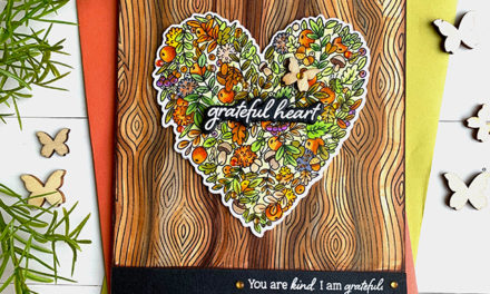 A Grateful Heart for Fall