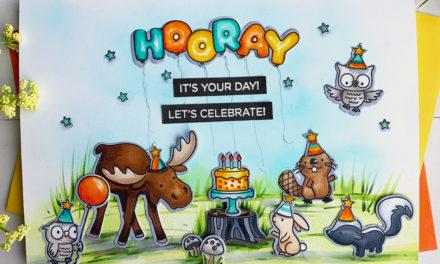 Moose and Friends Celebrate!