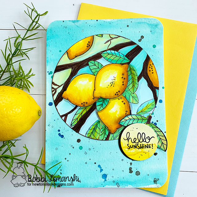 A Twist of Lemon With Your Sunshine!