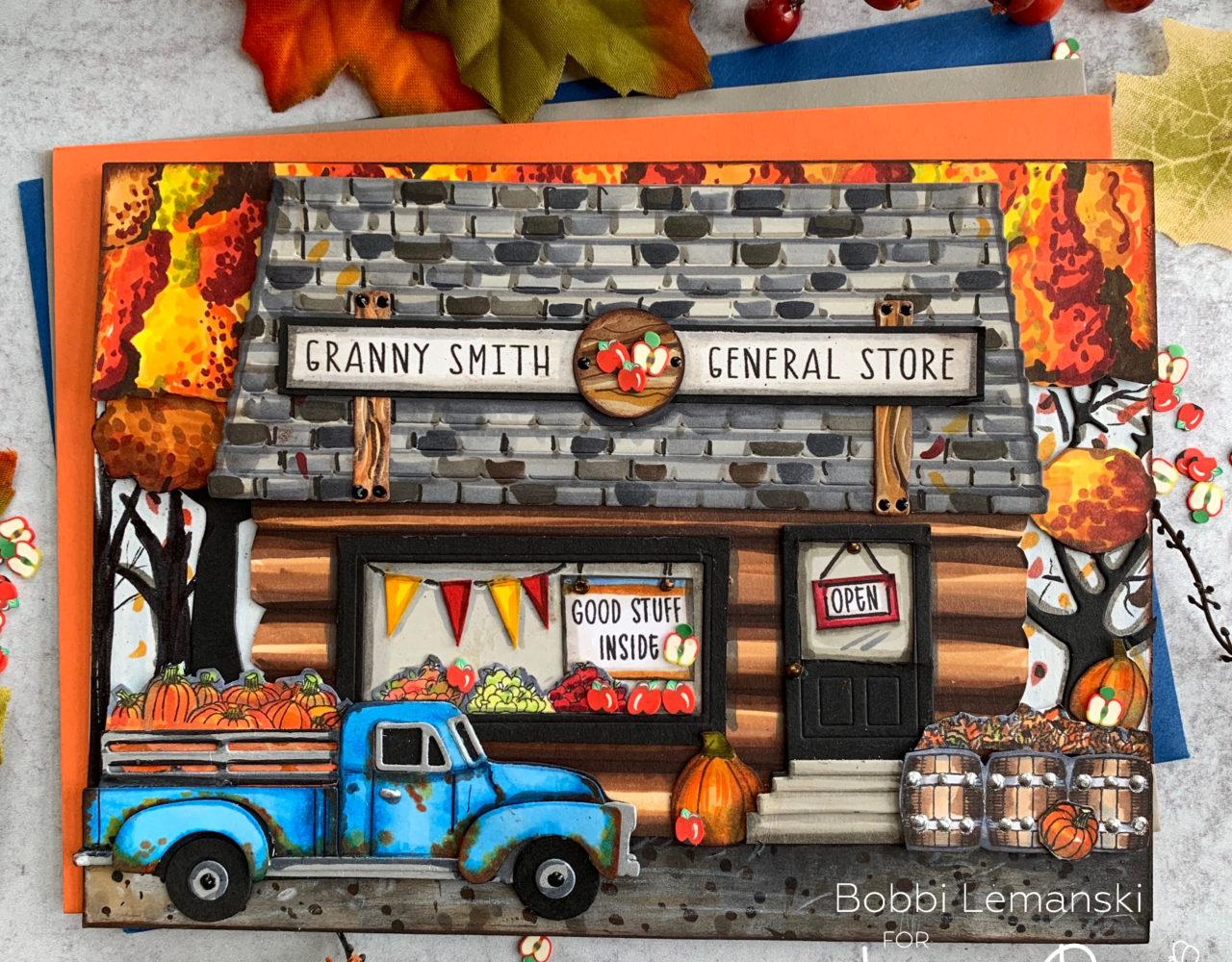 Granny Smith General Store
