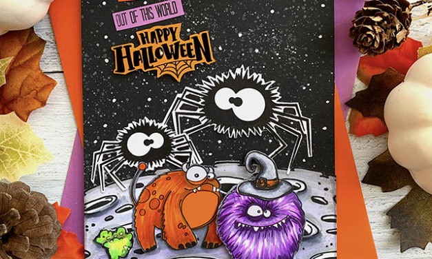 An Out-of-this-World Halloween!