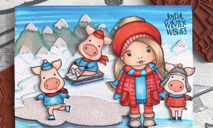 Warm Hugs Marci and the Three Pigs!