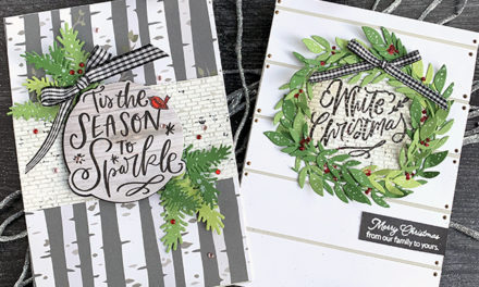 Cards Inspired by Farmhouse Design