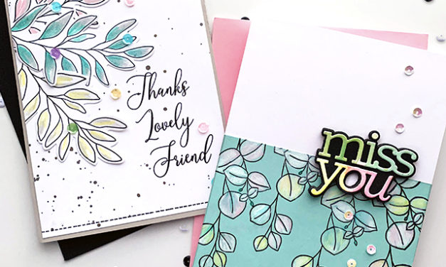 Simon Says Stamp Blog Hop Day 1 for Hey Bestie and Love You More Releases