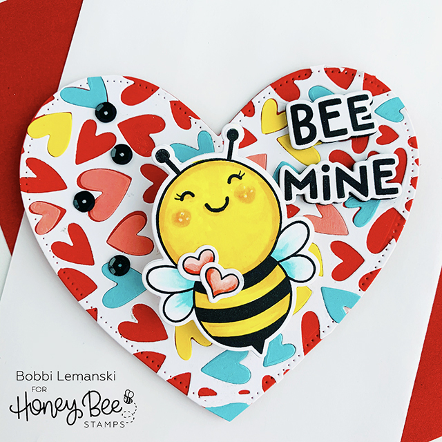 A FREE Sweet Bee With Purchase at Honey Bee Stamps