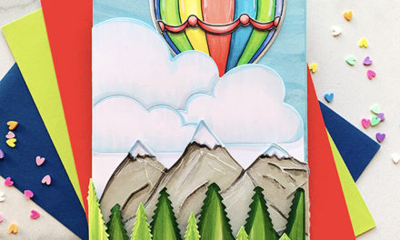 Sneak Peek Day 1: Blown Away Balloon Card