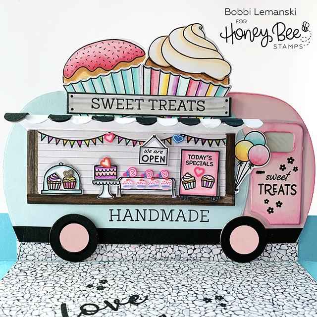 Sweet Treats Food Truck