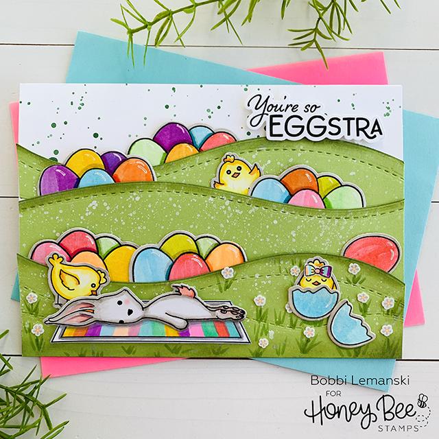 Blah Bunny's Busy Season