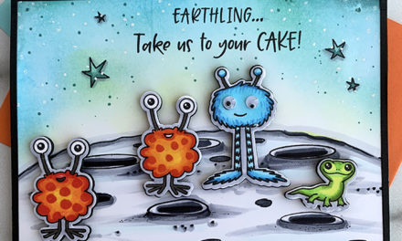 Far Out Birthday Greetings!