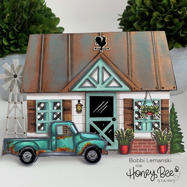 Farmhouse Style Living