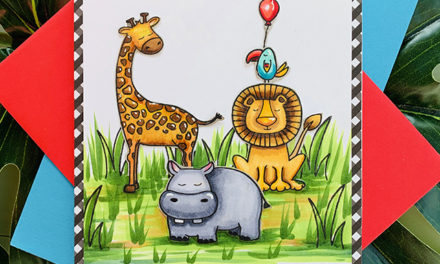 Go Wild With Jane's Doodle Challenge
