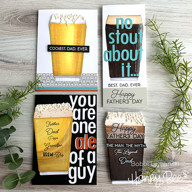 Beers for Dad, a Giveaway and Sale
