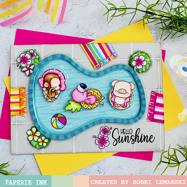 Making a Splash with Paperie Ink!