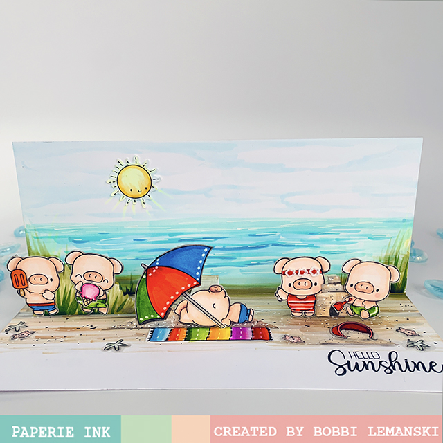 Seasun of Fun by Paperie Ink