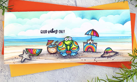 Good Vibes Only at Jane's Doodles!