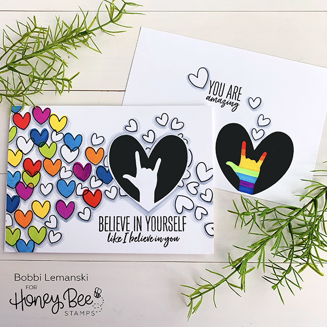Honey Bee Stamps and Hero Arts Collaborate!