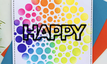 Sending Bold and Bright Happiness
