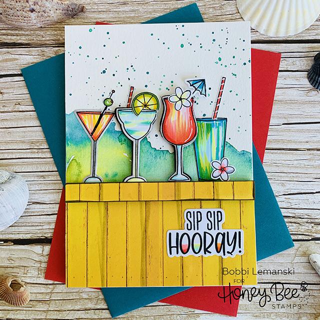 Day 1: Raise A Glass – Hello Summer Sneak Peeks