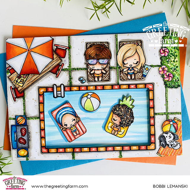 Blog Hop – July 2020 Release The Greeting Farm