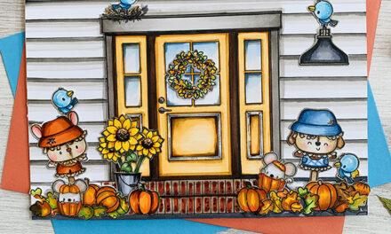 A Warm Autumn Welcome