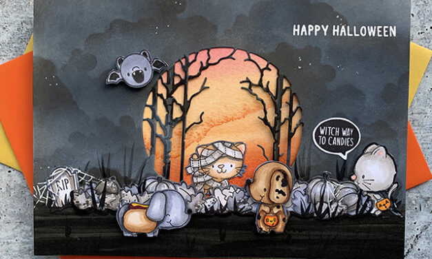 Halloween is Here At Paperie Ink