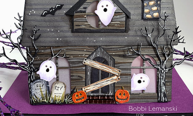 A Haunted House for Halloween