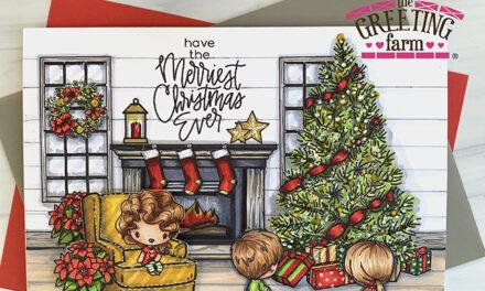 Christmas Digis by The Greeting Farm