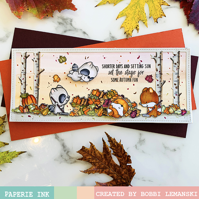 Autumn Fun Is New at Paperie Ink