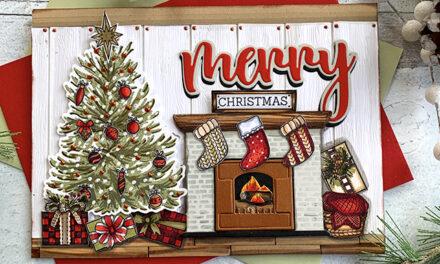 Sneak Peek Day 1: Honey Bee Stamps Holiday Cheer