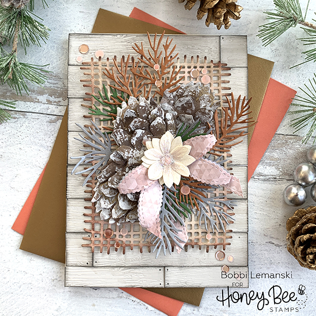 Sneak Peek Day 3: Honey Bee Stamps Holiday Cheer