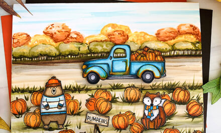 A Drive to the Pumpkin Patch