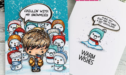 Chillin' With My Snowmies!